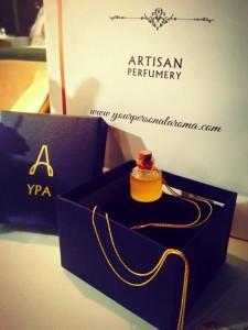 Sample Artisan Perfumery