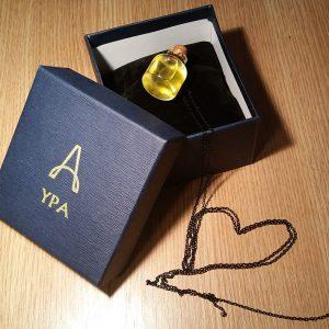 YPA mini necklace