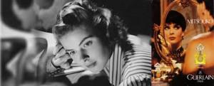 Ingrid Bergman Gurlain