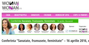 feminitate prin parfum cu Raluca Vasile