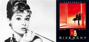 Audrey Hepbourn Givenchy