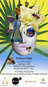 perfume talks by your personal aroma ypa
