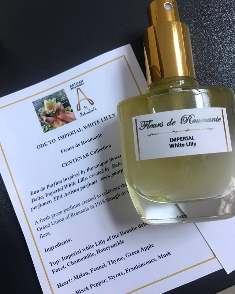 Parfumuri Romanesti Your Personal Aroma Personalised Lifestyle